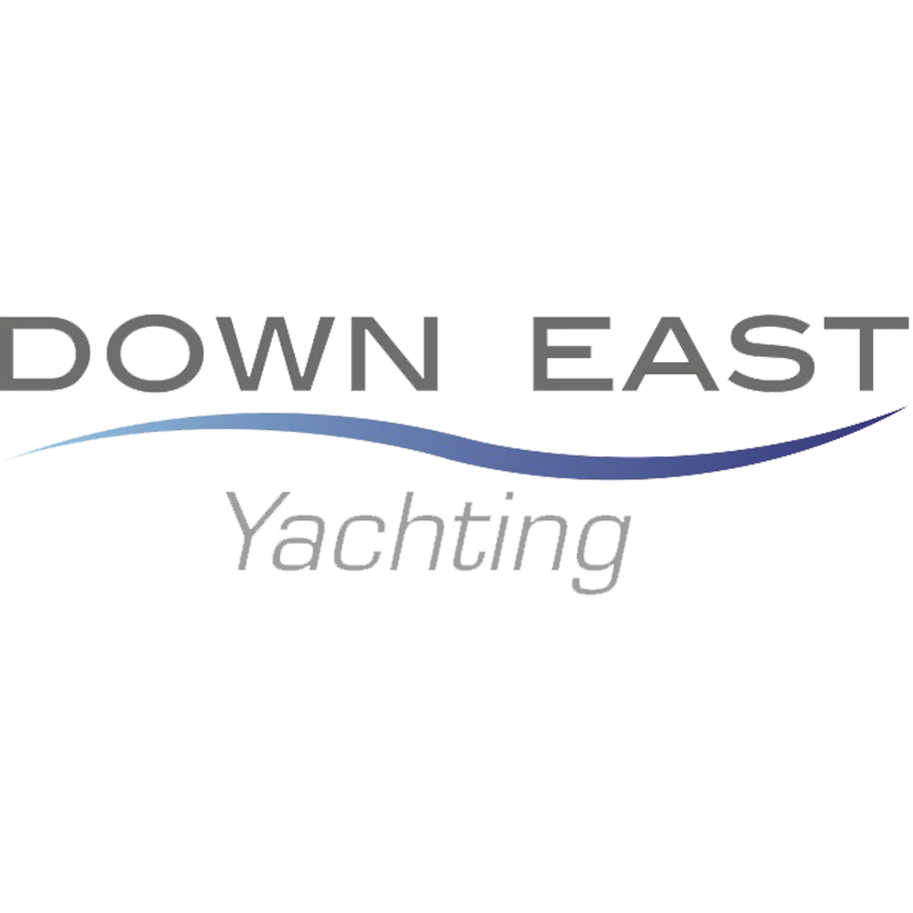 DOWN EAST YACHTING - LOGO ADDED TO SUPPLIED PRODUCT