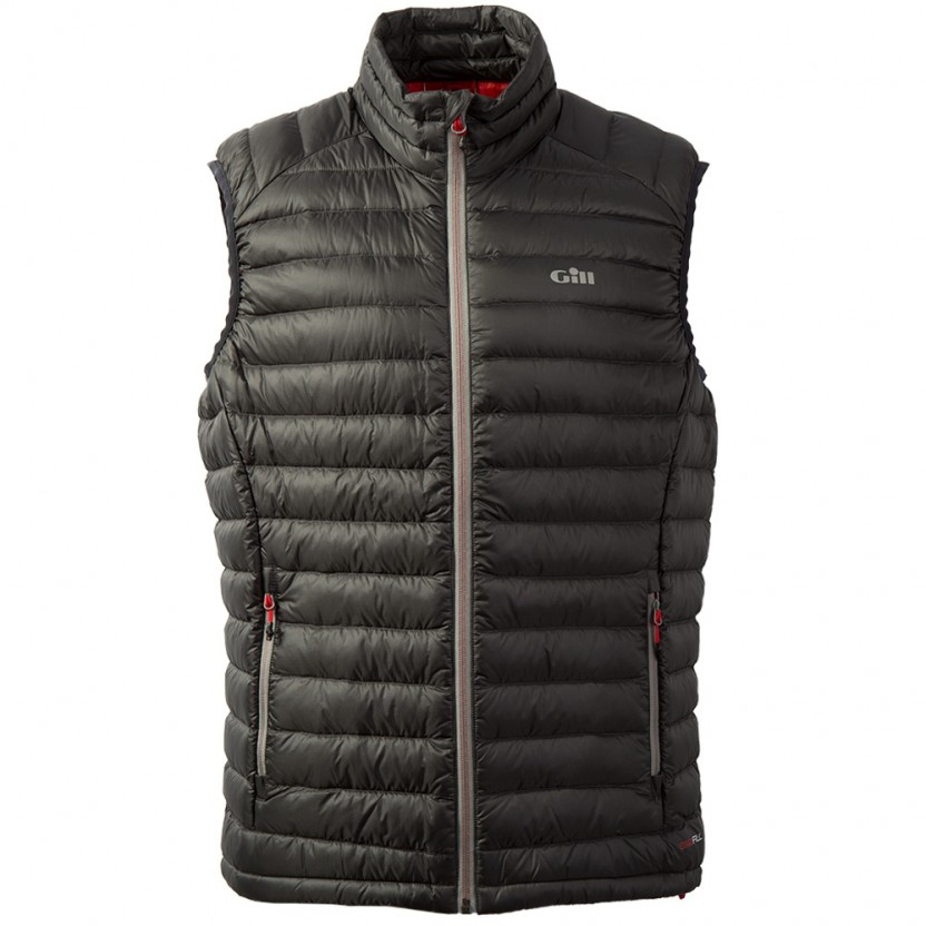 Gill Men's Hydrophobe Down Vest (1063)