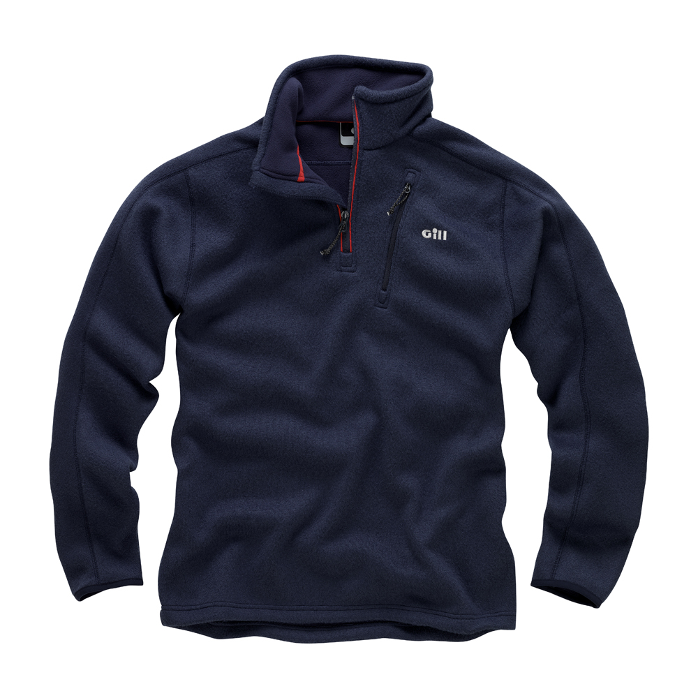 GILL ELEMENTS KNIT FLEECE (1490)