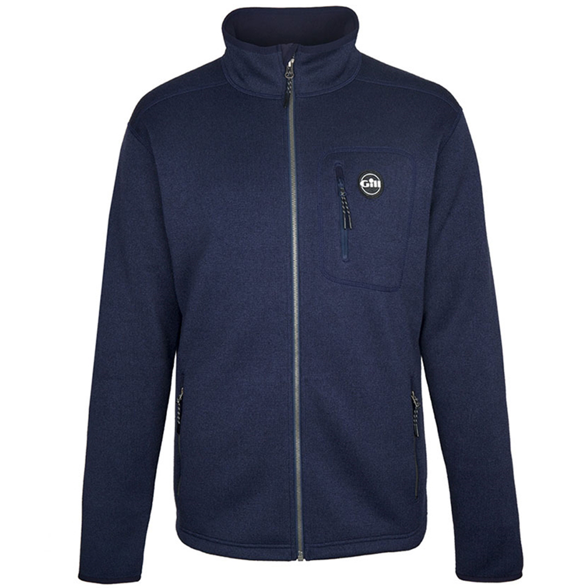 Gill Men's Knit Fleece Jacket (1493)