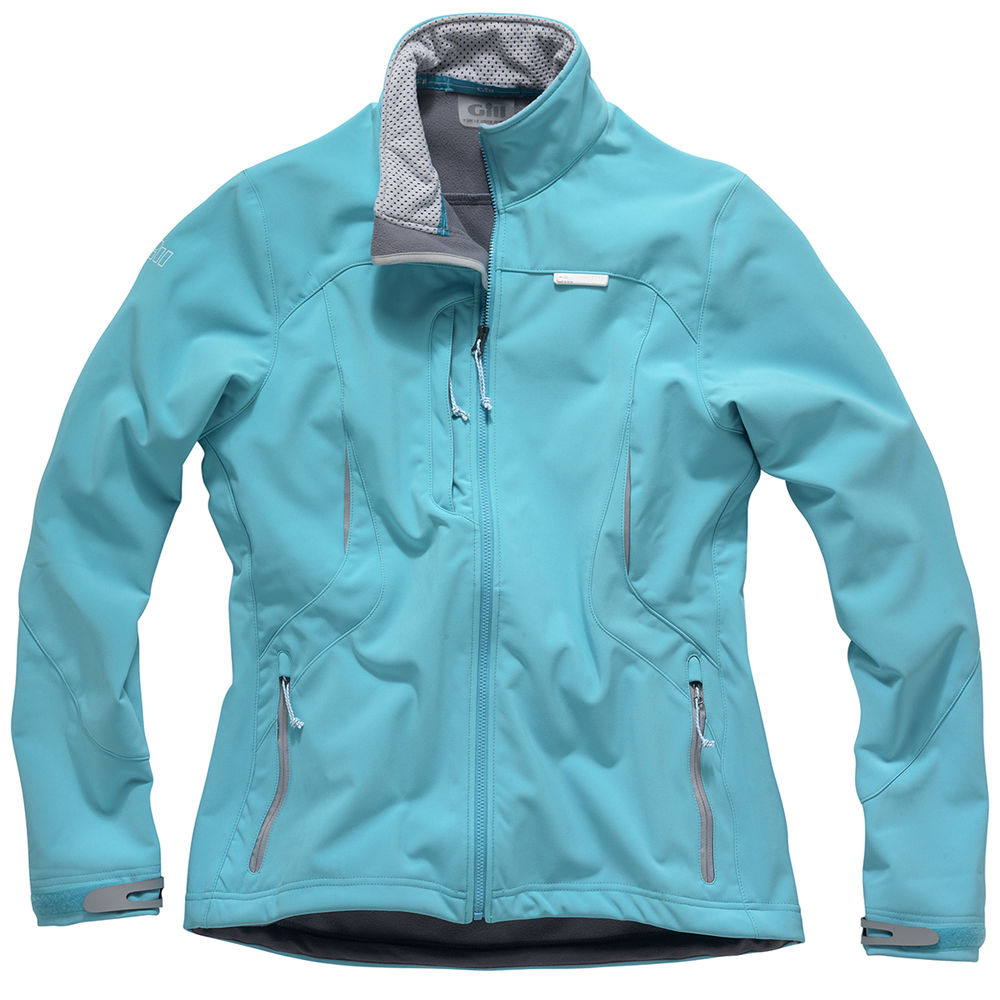 GILL W'S SOFTSHELL JACKET (1611W)