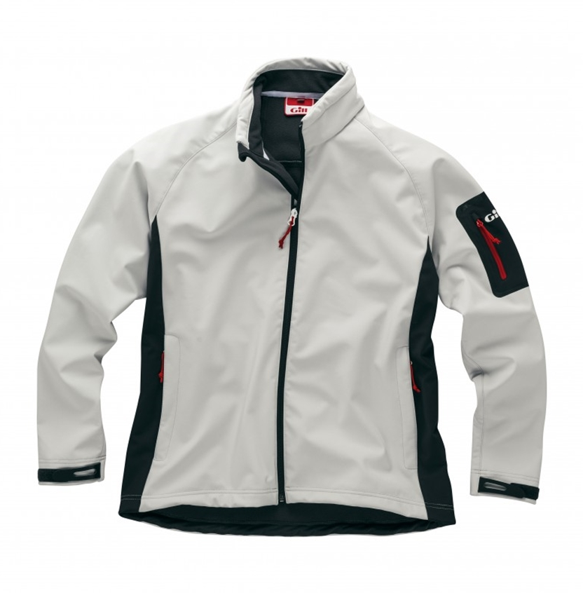 GILL TEAM SOFTSHELL JACKET (DG1613)