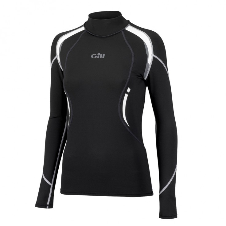 GILL WOMENS HYDROPHOBE LONG SLEEVE TOP (4521W)