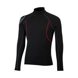 GILL MENS HYDROPHOBE LONG SLEEVE TOP (4522)