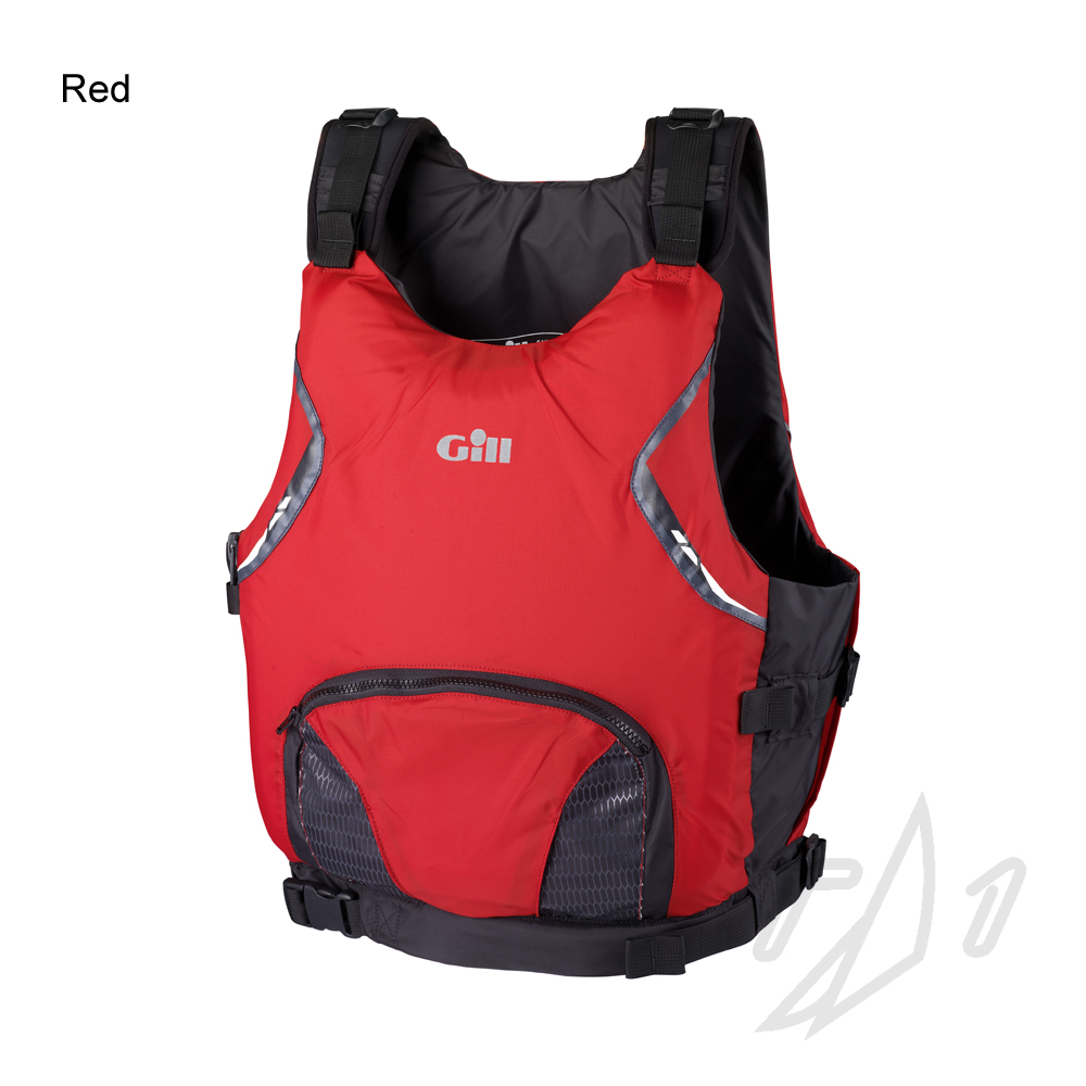 Gill USCG Approved Side Zip PFD (4913)