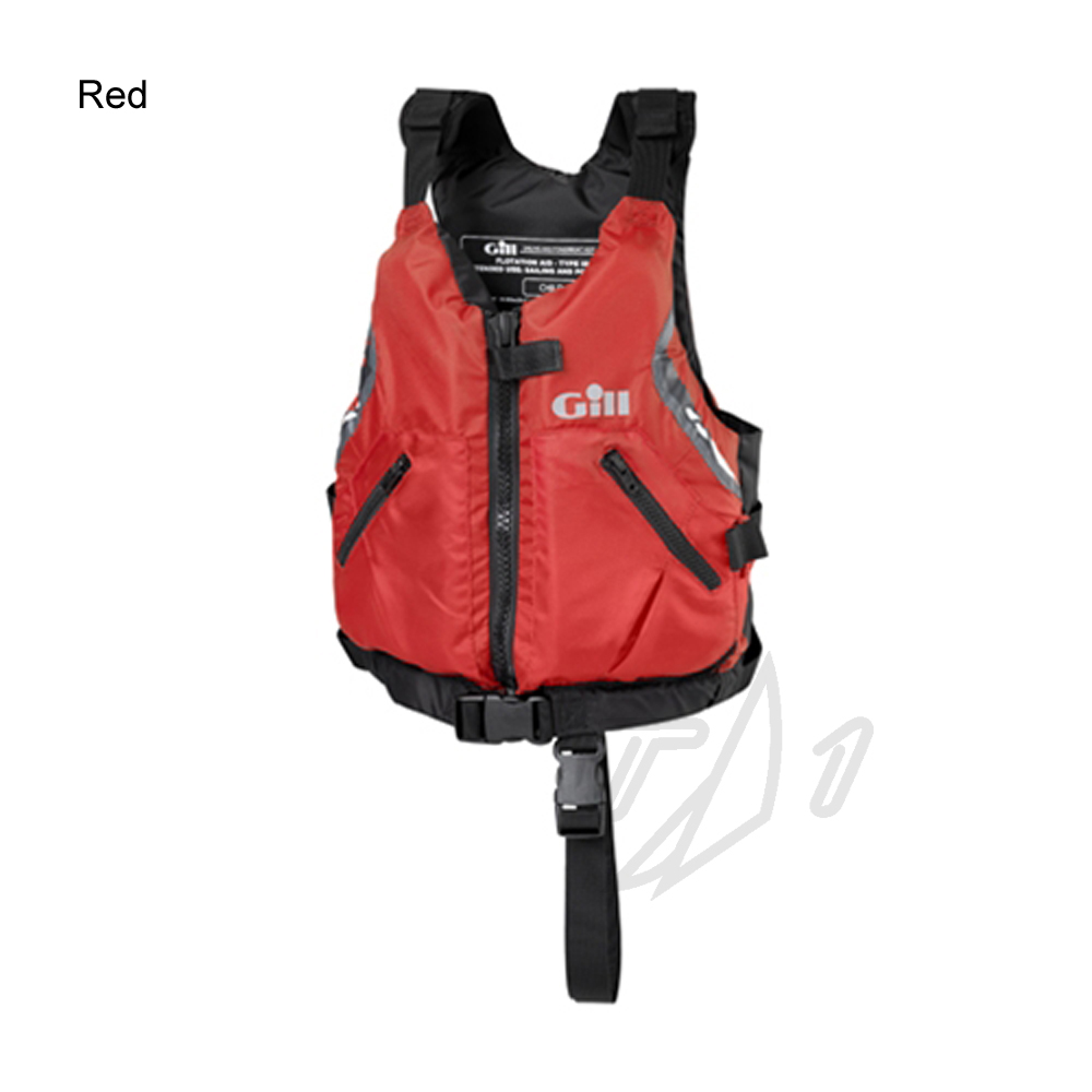 GILL Jr USCG APPROVED FRONT ZIP PFD (4918J)