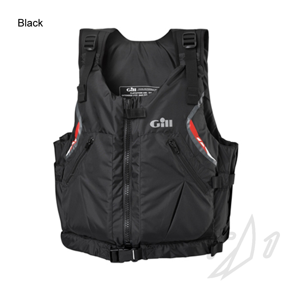 Gill USCG Approved Type III Front Zip PFD (4918)