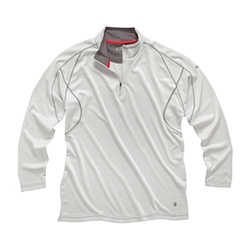 MENS UV TEC 1/4 ZIP PULLOVER (C1630)