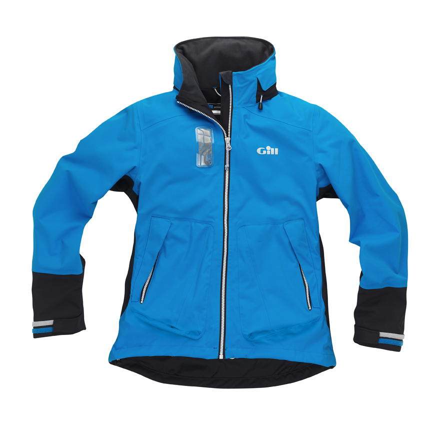 GILL WOMENS COASTAL RACER JACKET (CR11JW)