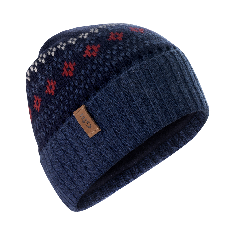 GILL NORDIC KNIT BEANIE (HT36)