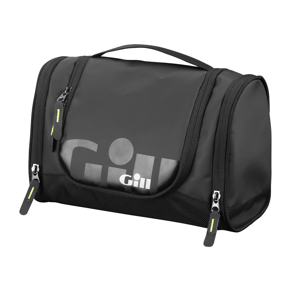 GILL WASH BAG BLACK (L063)