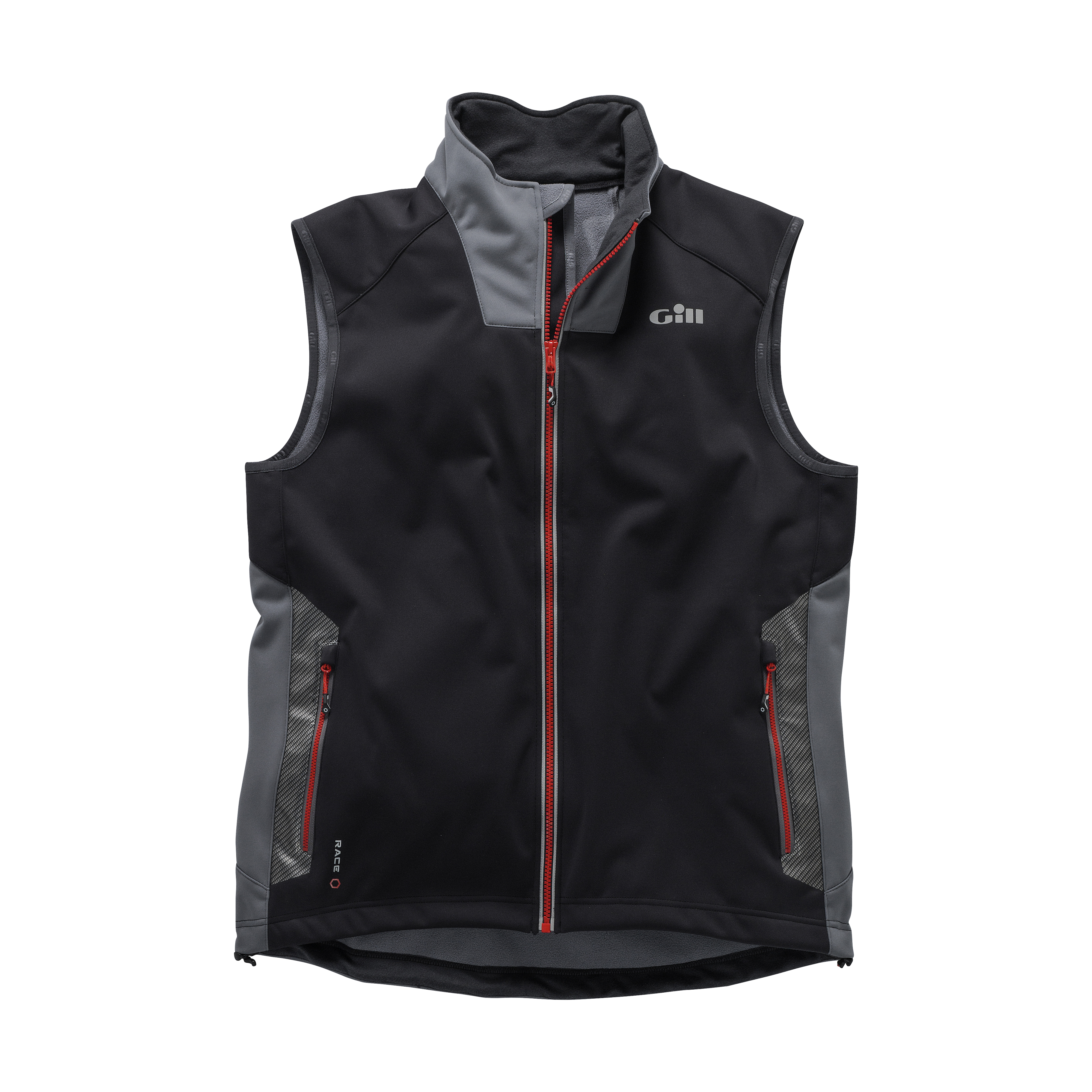 GILL RACE SOFTSHELL VEST (RS04)