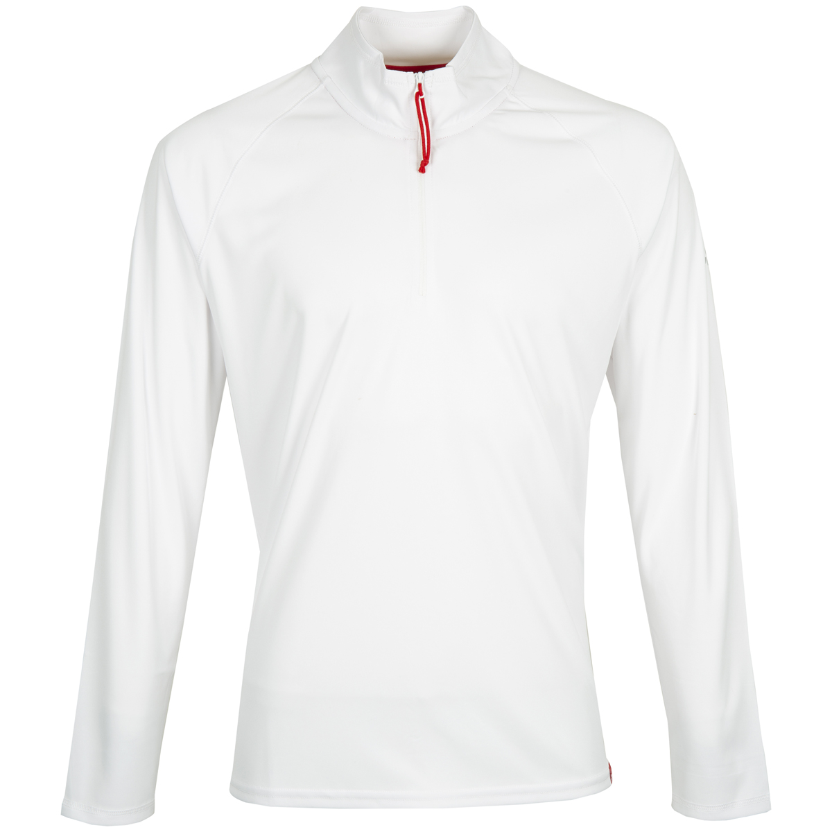 GILL MENS UV TEC LONG SLEEVE ZIP TEE (UV009)