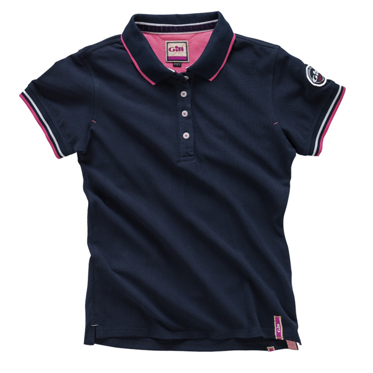 GILL WOMEN'S ELEMENTS POLO (E020)