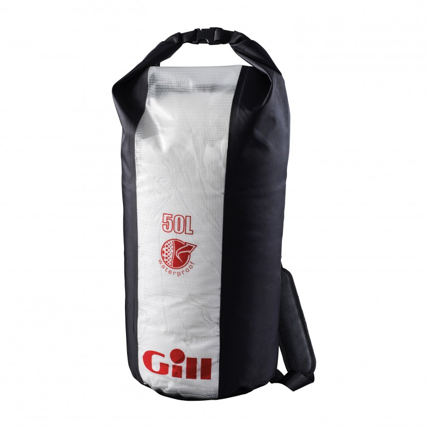 GILL WET AND DRY CYLNDER BAG 50L (L056)