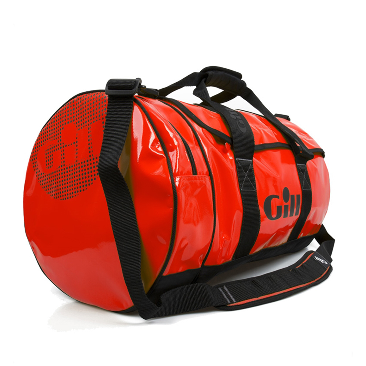 Gill Tarp Barrel Bag (L061)