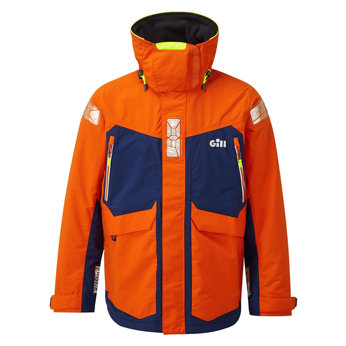 Gill Men's OS2 Offshore Jacket (OS24J)