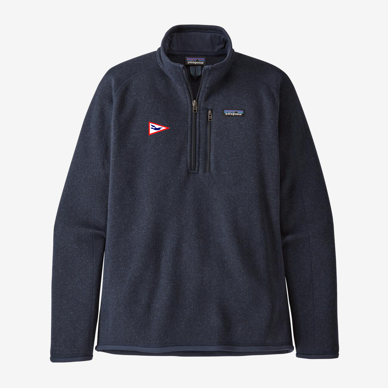 Duck Island Yacht Club - Patagonia Men's Better Sweater 1/4 Zip