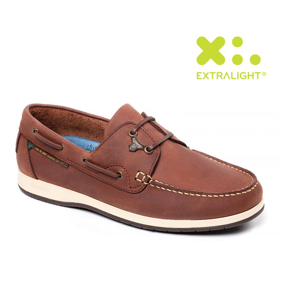 DUBARRY SAILMAKER X LT TWO EYE MEN'S BOAT SHOE (3722)