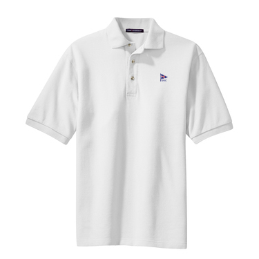 DEVON YACHT CLUB M's S/S COTTON PIQUE POLO