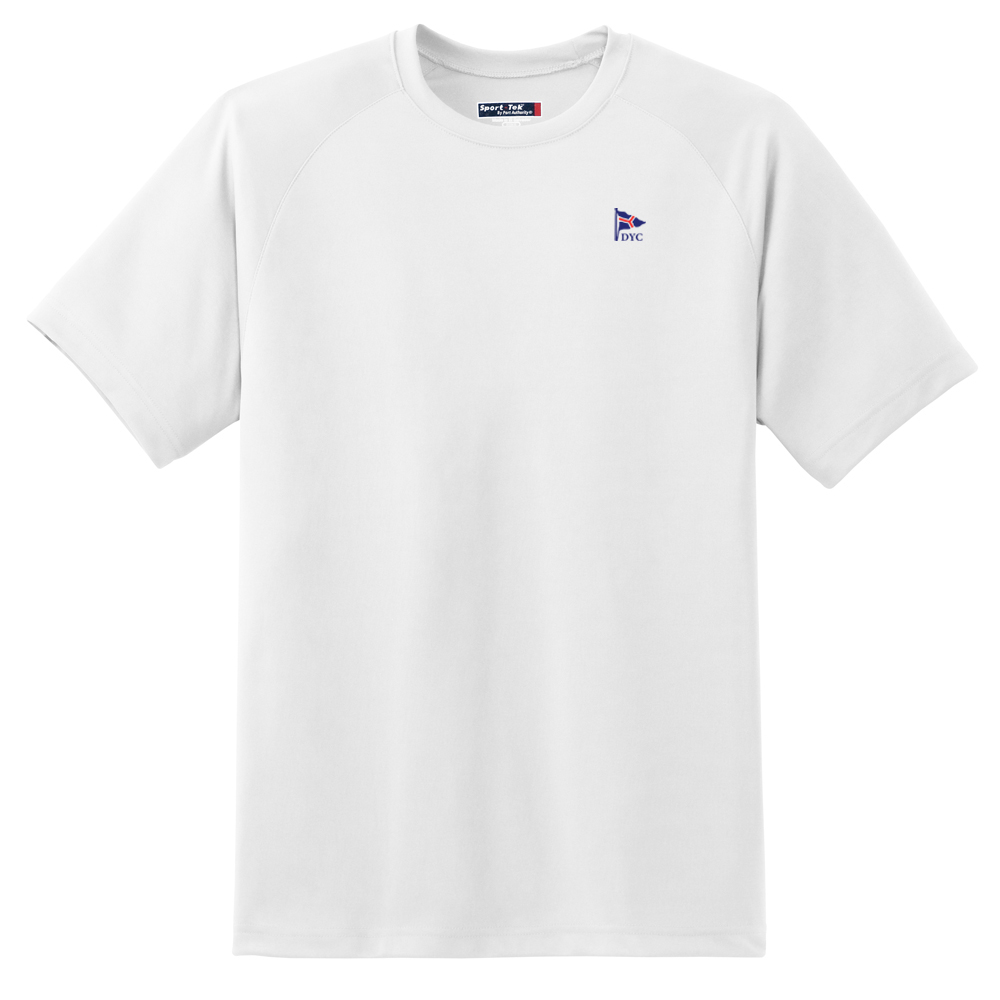 Devon Yacht Club - Men's Tech Tee S/S
