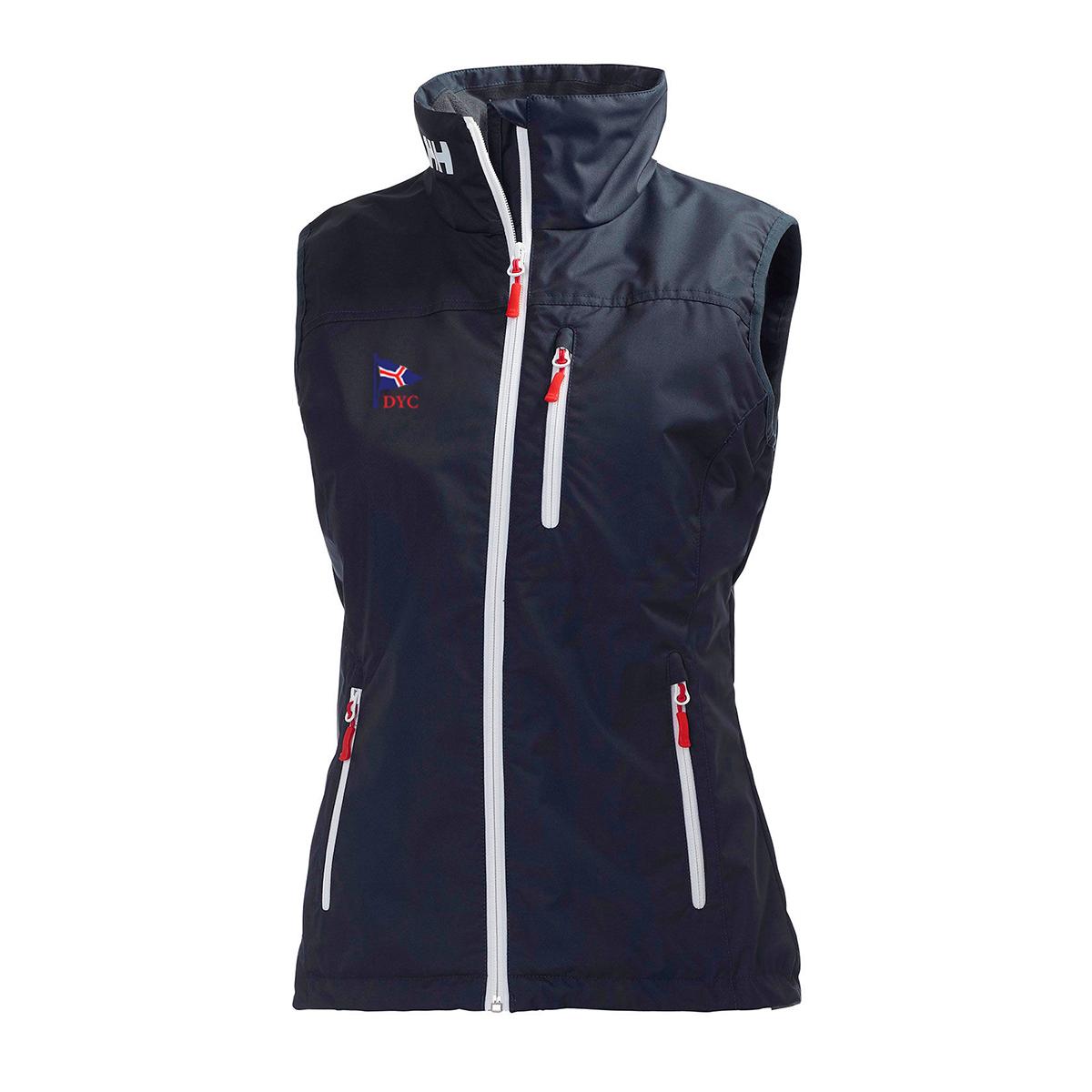 Devon Yacht Club - Women's Helly Hansen Crew Vest