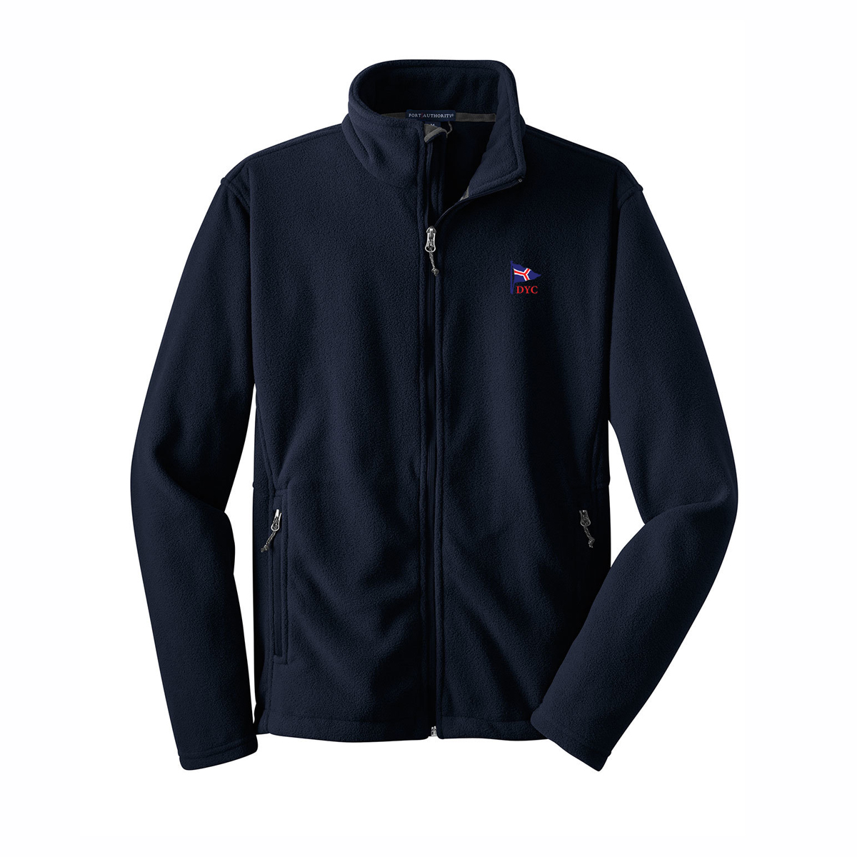 Devon Yacht Club - Men's Value Fleece Jacket