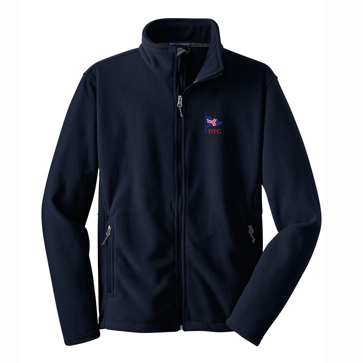 Devon Yacht Club - Youth Value Fleece Jacket