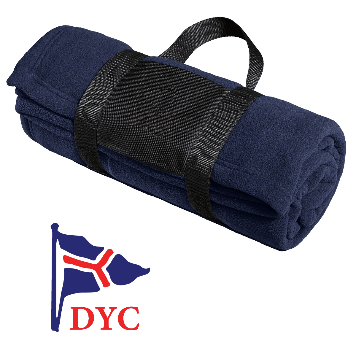 DEVON YACHT CLUB FLEECE BLANKET