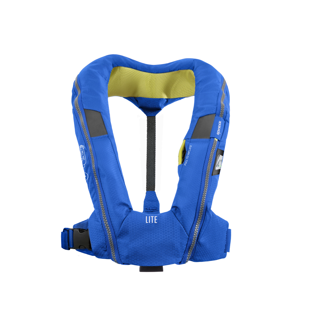 Spinlock Deckvest Lite Inflatable Lifejacket (DW-LCG2)