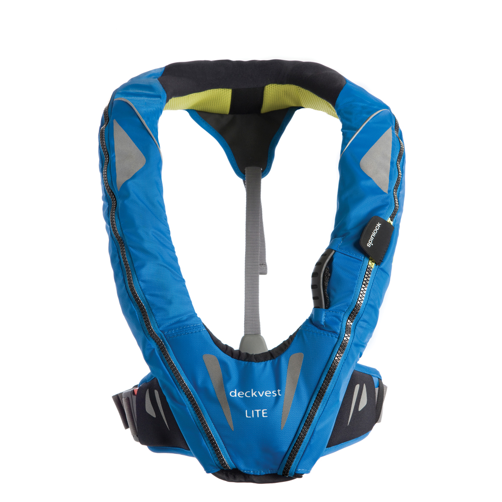 SPINLOCK DECKVEST LITE USCG APPROVED