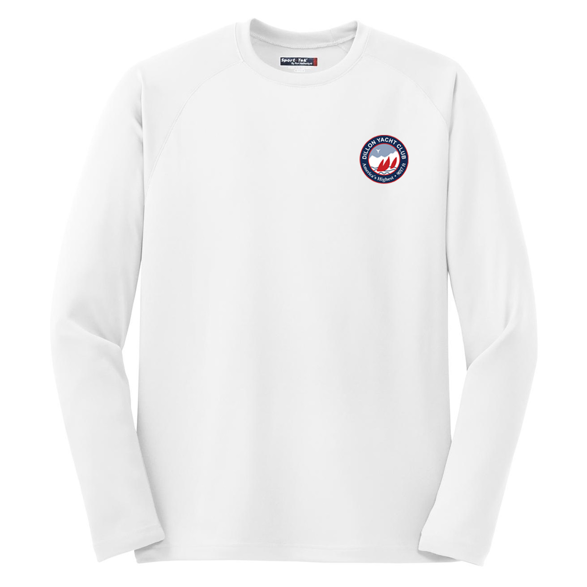 Dillon Yacht Club - M'S L/S TECH TEE