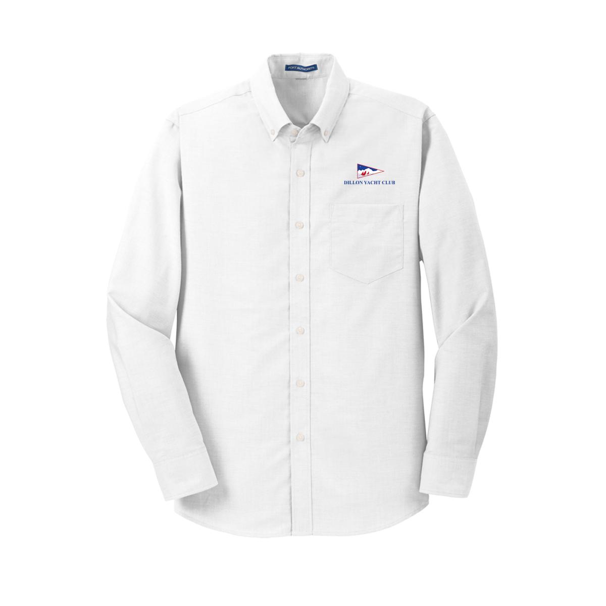 Dillon Yacht Club - Men's Oxford Shirt