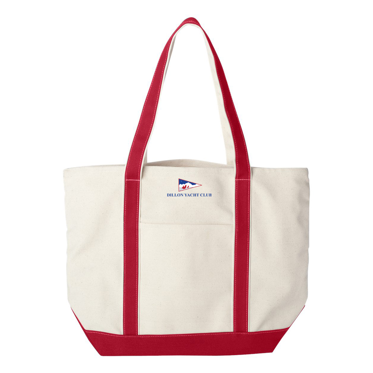 Dillon Yacht Club- Canvas Tote