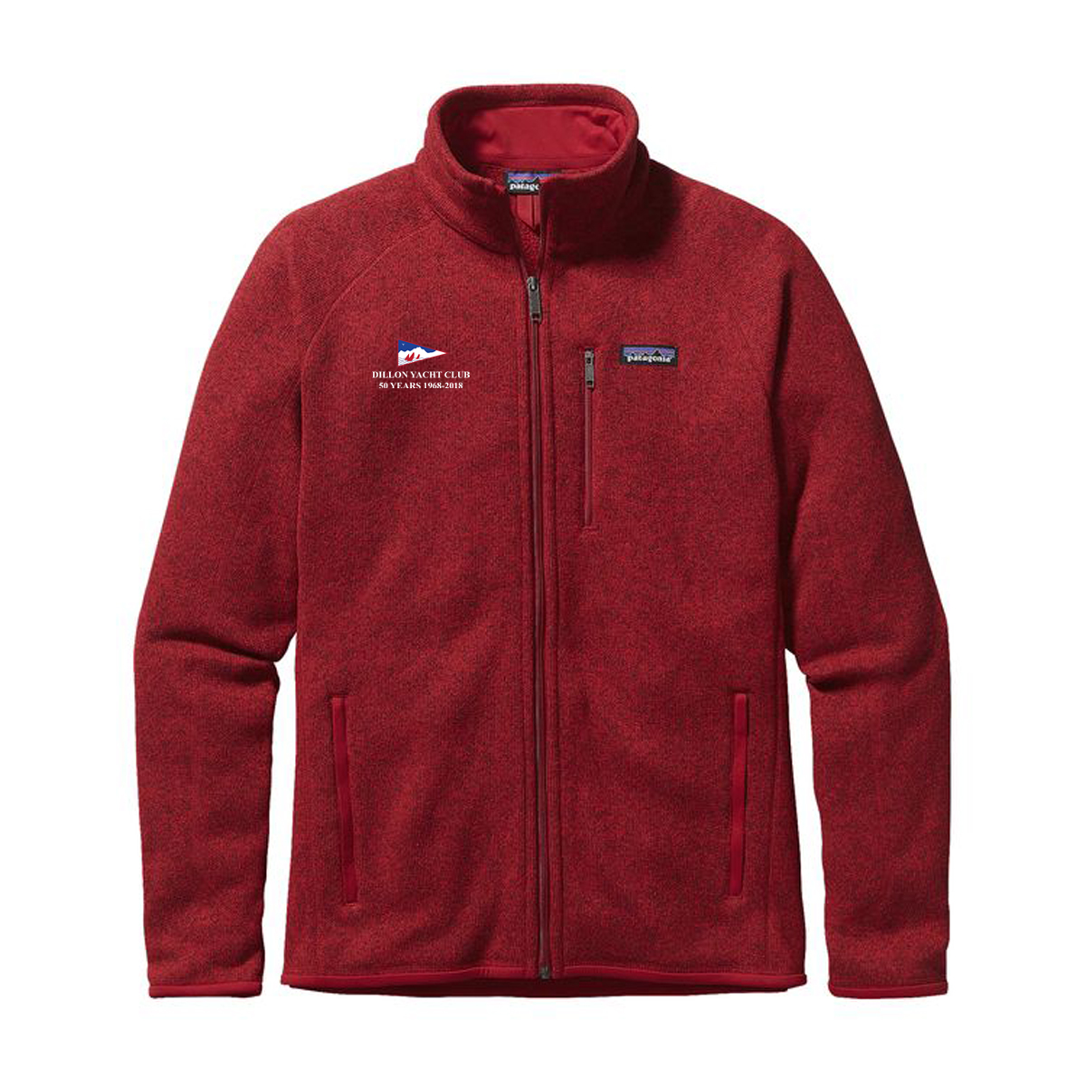 DILLON YACHT CLUB 50YR- PATAGONIA BETTER SWEATER
