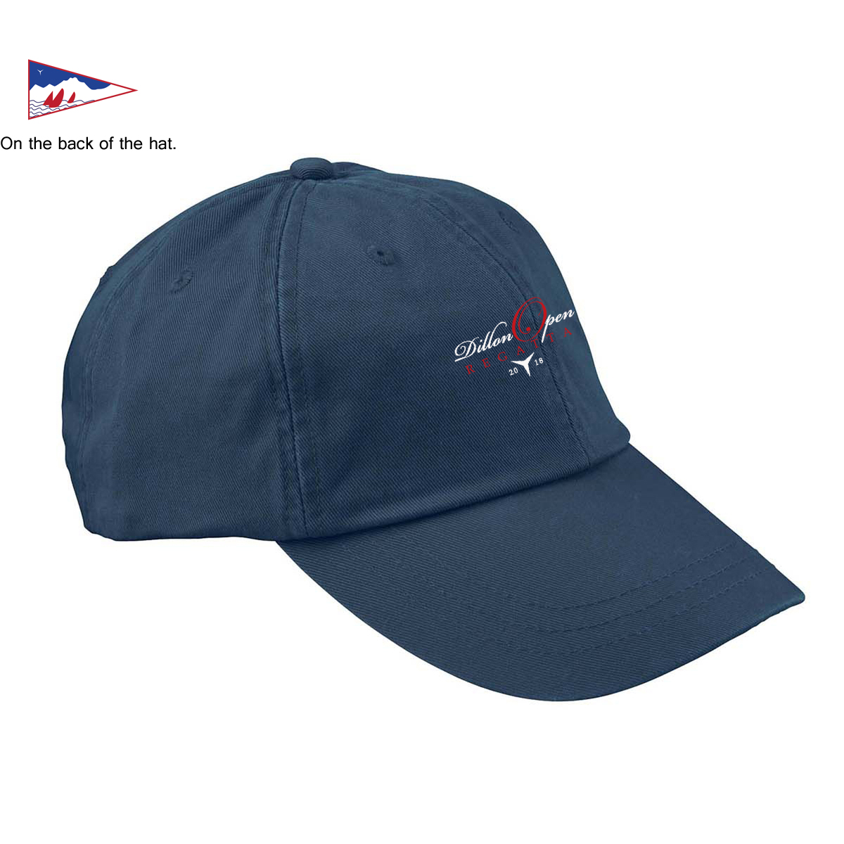 DILLON OPEN REGATTA -   OPTIMUM TRUE DYED CAP