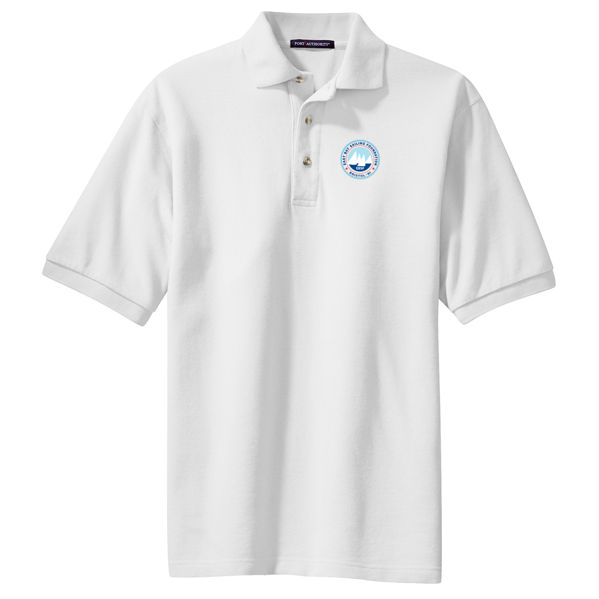East Bay Sailing Foundation - Men's Cotton Polo
