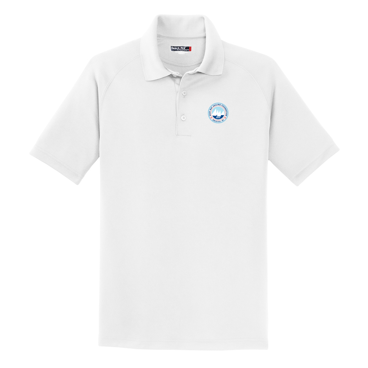 East Bay Sailing Foundation - Men's Tech Polo