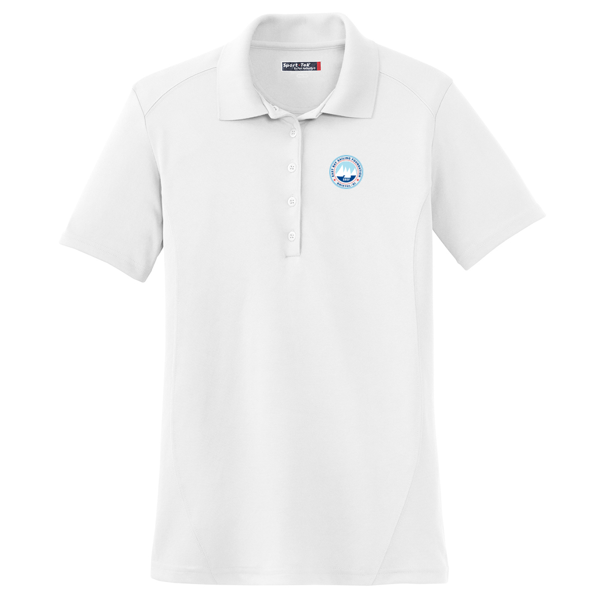 East Bay Sailing Foundation - Women's Tech Polo