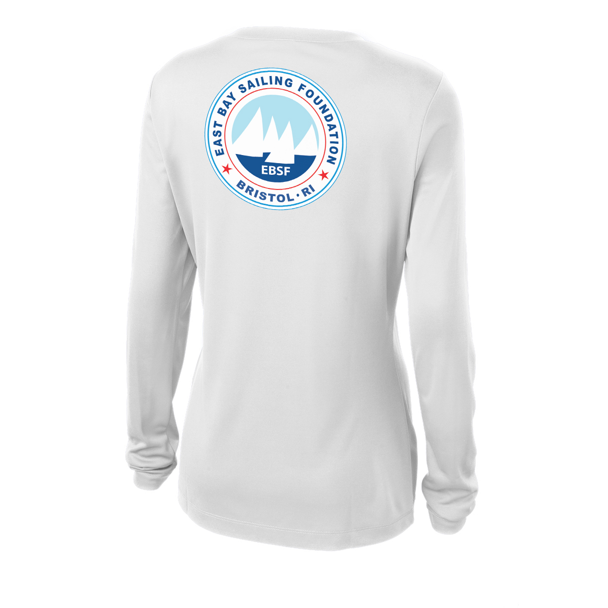 East Bay Sailing Foundation - Women's Long Sleeve Tech Tee