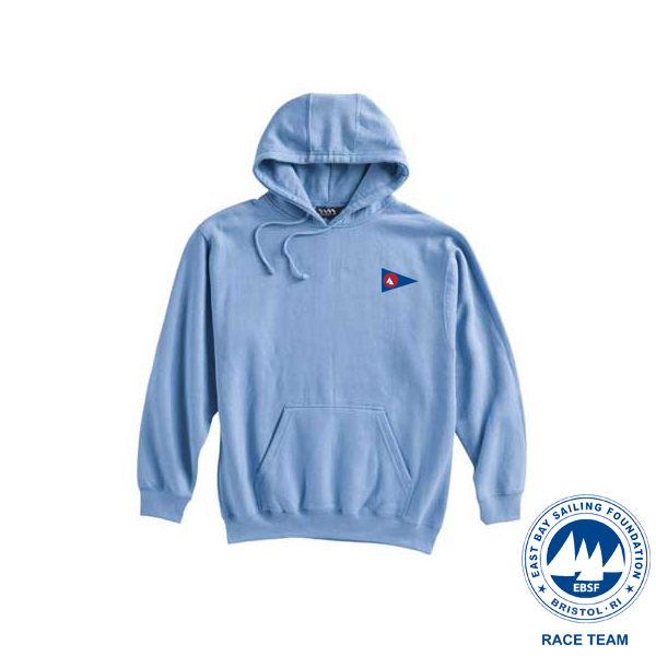 East Bay Sailing Foundation - Race Team Adult Hooded Sweatshirt