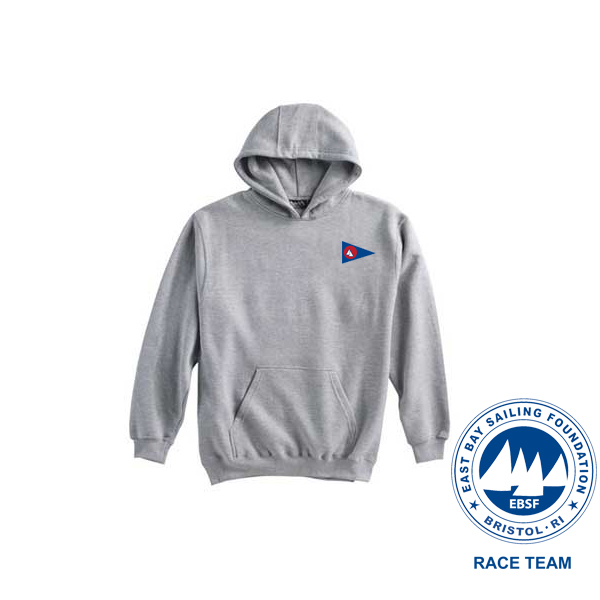 East Bay Sailing Foundation - Race Team Youth Hooded Sweatshirt