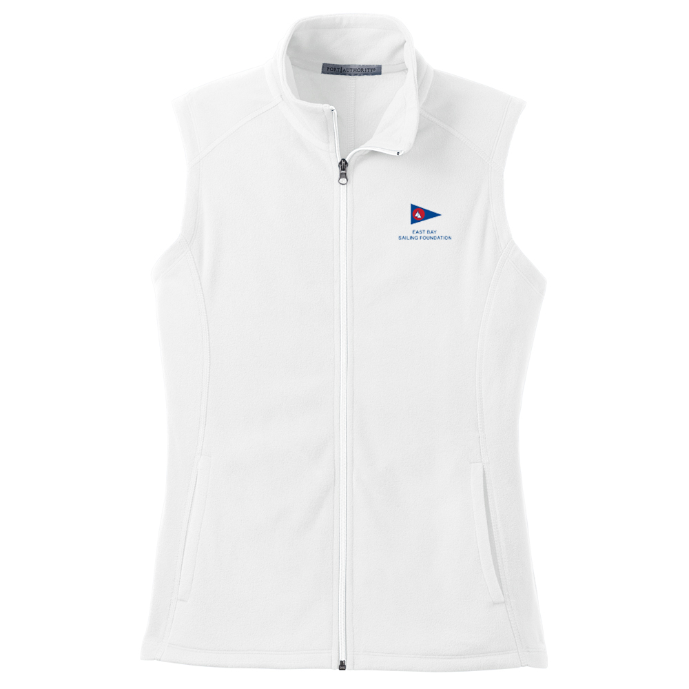 East Bay Sailing Foundation - Women's Fleece Vest
