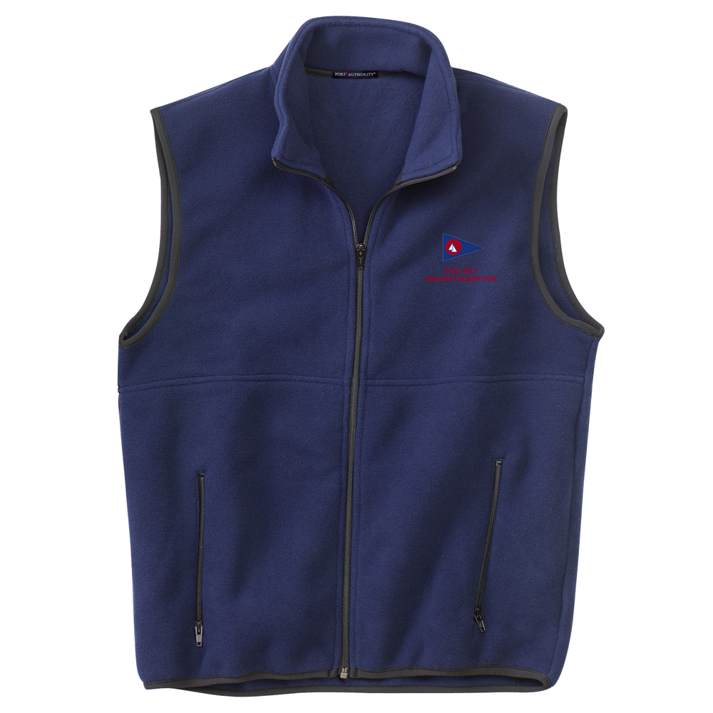 East Bay Sailing Foundation - Youth Fleece Vest