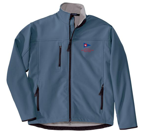 EBSF - M'S RACE TEAM SOFTSHELL JACKET