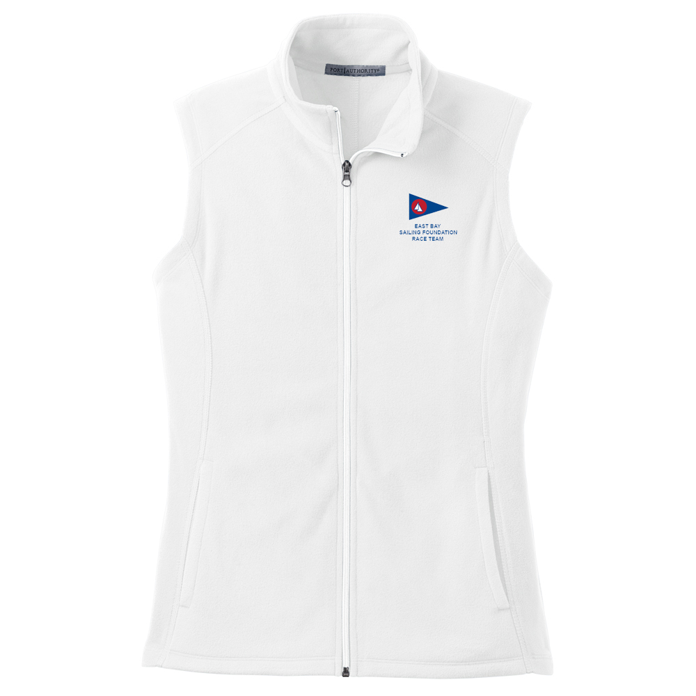 East Bay Sailing Foundation Women's Race Team Fleece Vest