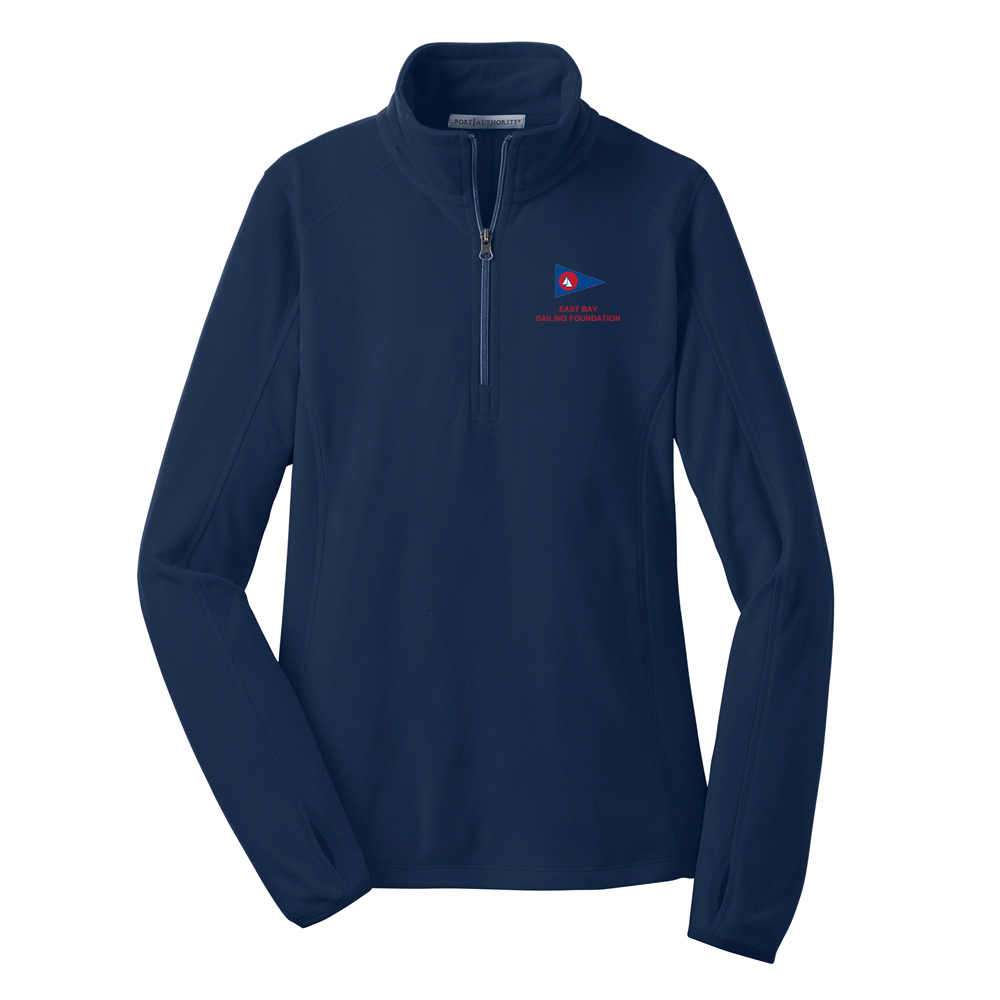 East Bay Sailing Foundation - Women's Fleece Pullover