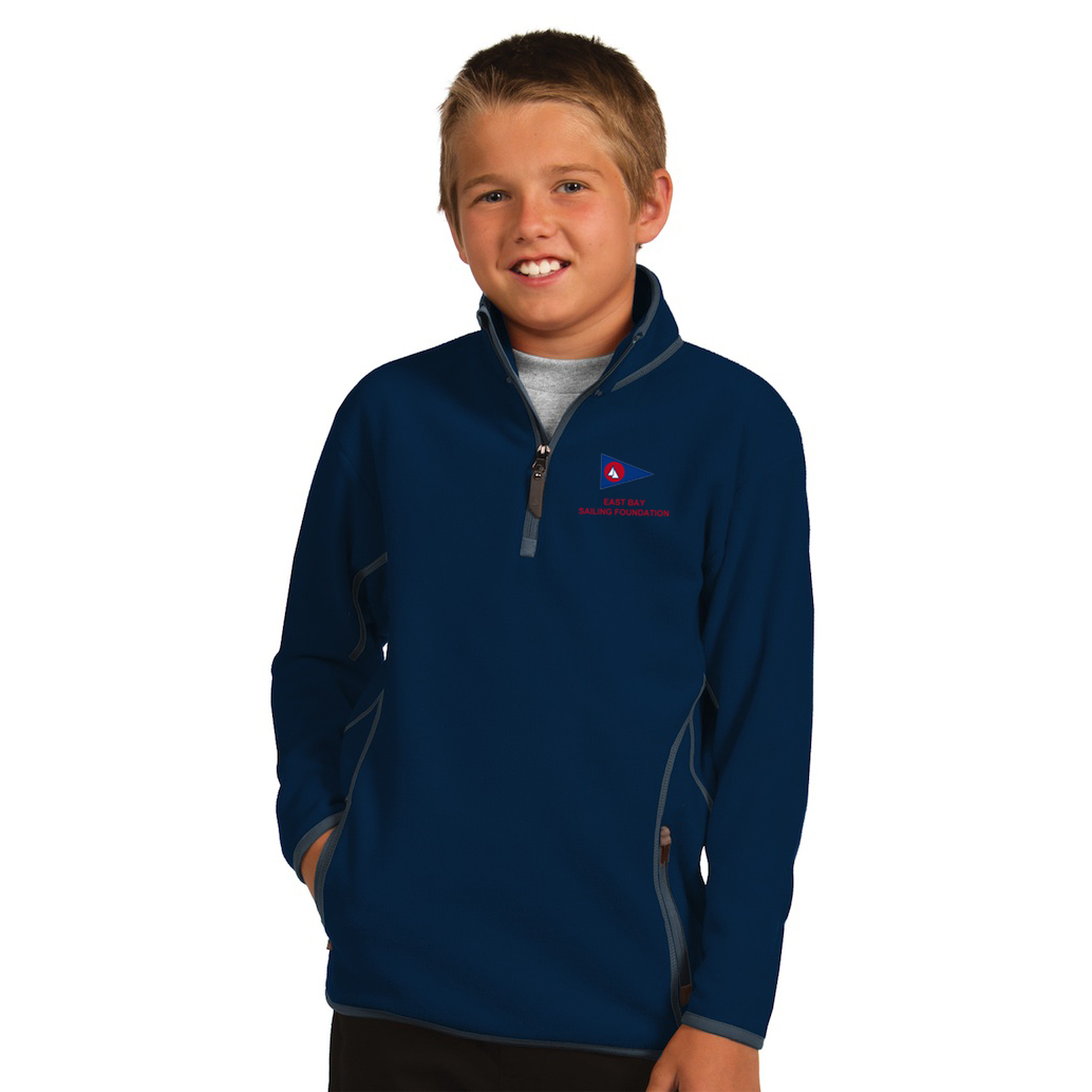 EBSF - K'S ANTIGUA PULLOVER FLEECE