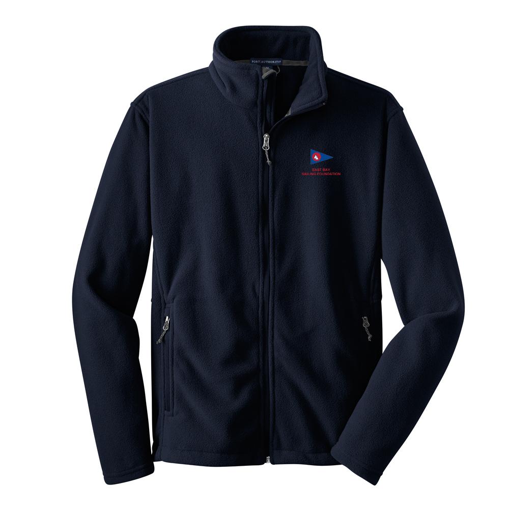 East Bay Sailing Foundation - Youth Fleece Jacket