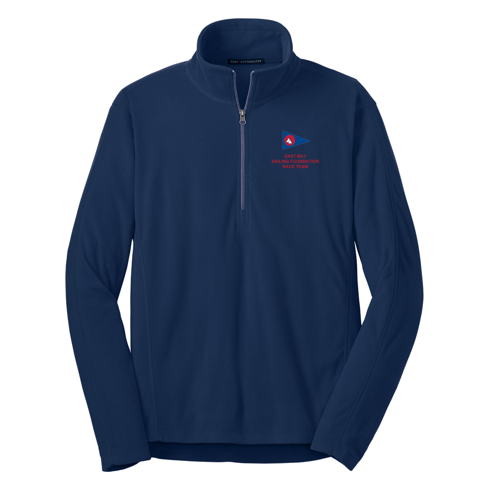 East Bay Sailing Foundation - Men's Race Team Fleece Pullover